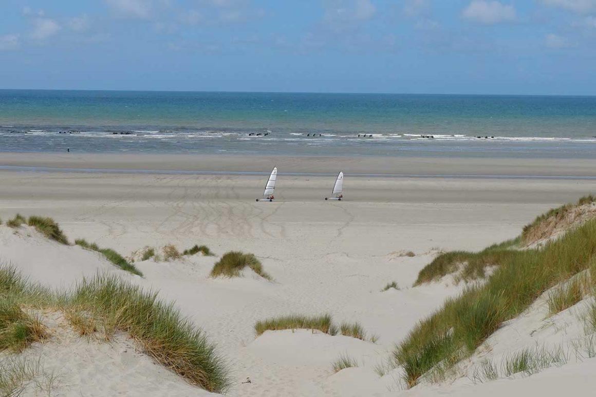 Les plages en Baie de Somme