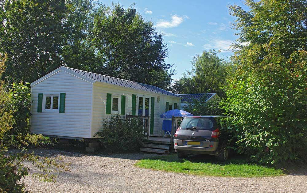 Hébergement Cottage moréva Val de trie Baie de Somme