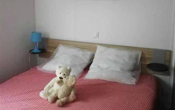 Vacance cottage cosy confort chambre Baie de Somme