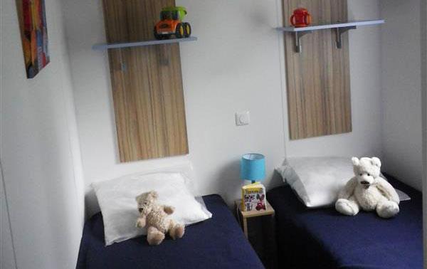 Vacance cottage cosy confort chambre enfant Baie de Somme