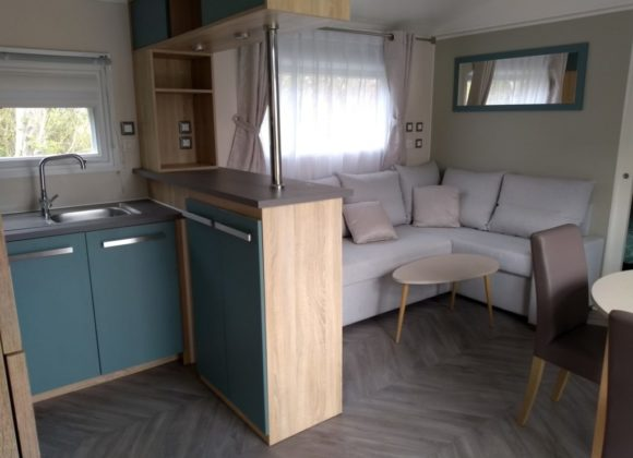 Mobil home Trigano Intuition Luxe 35